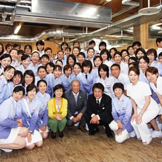 Together with all the Nippon-Kan staff, thank you for the last 185 days!