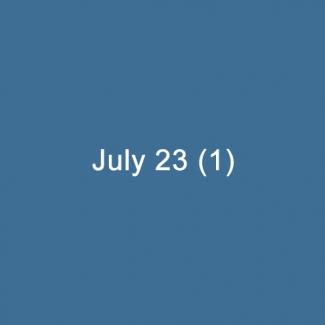 July 23 (1)