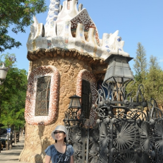 World Heritage 'Guell Park'