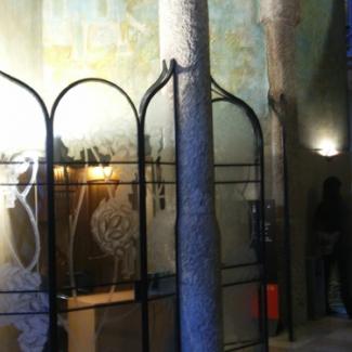 Also inside the Casa Mila